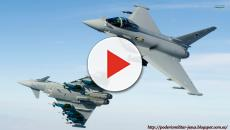 La fuerza aérea israelí ataca 35 objetivos
