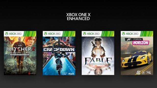 Juegos de Xbox con títulos de oro revelados para junio de 2018
