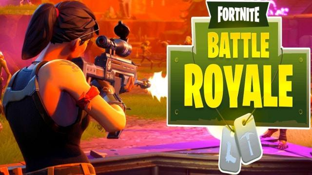 PUBG Suing Fortnite para Battle Royale algunas semejanzas