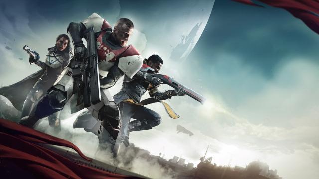 El sistema de nivelación de Destiny 2 con cambios de ataque heróicos