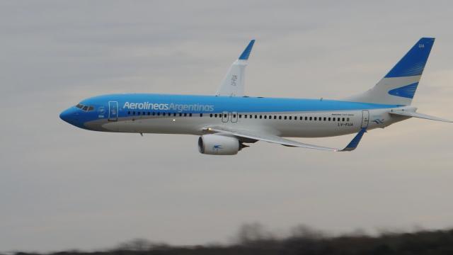Los aviones están quedando pasados de años en algunas aerolíneas