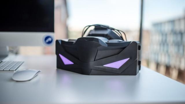 Probamos los auriculares VR más locos del mercado