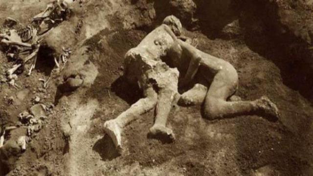 Pompei, straordinario ritrovamento durante gli scavi