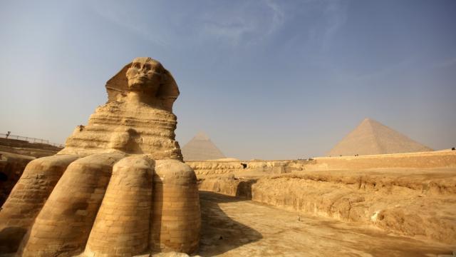 Le coordinate della Grande Piramide sono uguali alla velocità della luce