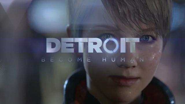 'Detroit: Become Human' debuta en el n°1 de las listas de juegos del Reino Unido