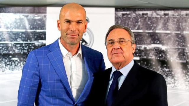 Rumeur : Zidane préparerait trois grandes arrivées au Real Madrid !