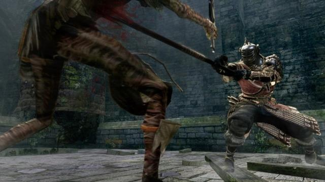 Dark Souls Remastered: Oculta el concepto de nivel sanguíneo temprano