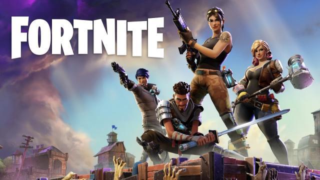 Fortnite Battle Royale: Para agregar carros de compras