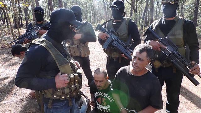 Esposa del jefe del Cártel de la Nueva Generación arrestada en Zapopan
