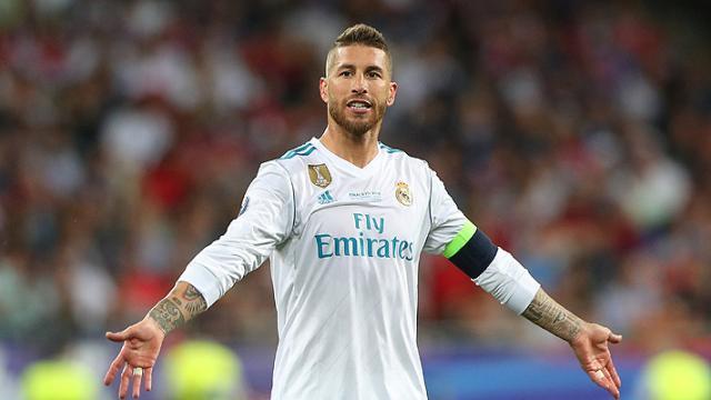Change.org quiere que Sergio Ramos no valla al Mundial