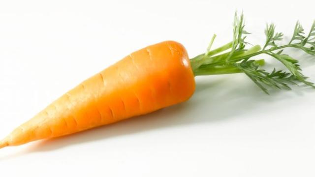 ¿Las zanahorias son buenas para tus ojos?