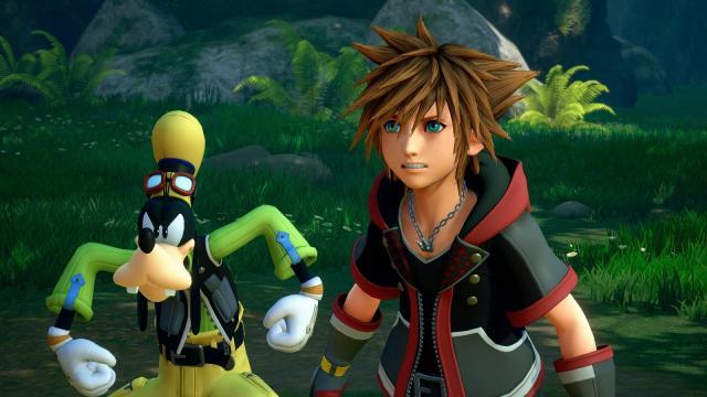 E3 revela finalmente cómo será el maravilloso juego de Kingdom Hearts 3