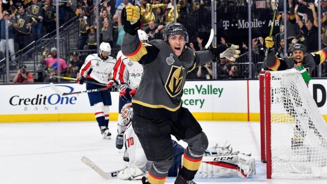 Los Vegas Golden Knights se llevan vibrante juego 1 de Stanley Cup vs los Caps