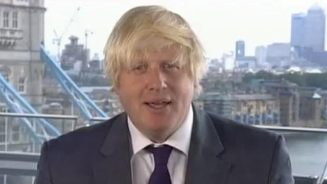 Boris Johnson should be given back some power