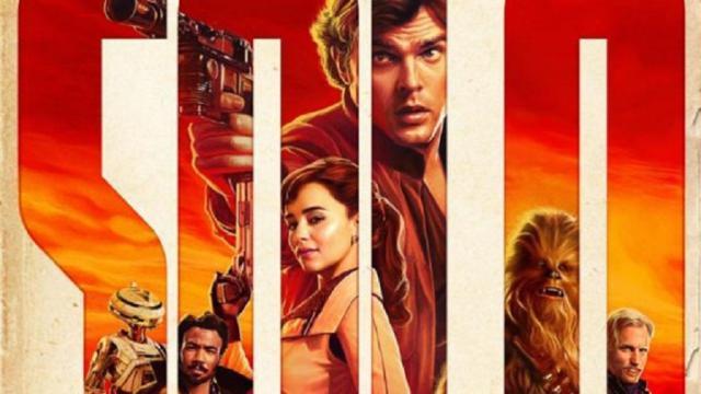Star Wars - Solo es el peor lanzamiento teatral de la serie.