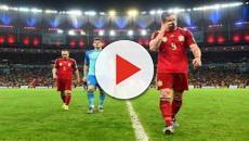 VIDEO: A la roja no le va nada bien cuando el Real Madrid a ganado Champions