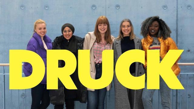 Nueva serie: 'DRUCK': Desde la amistad hasta los conflictos cotidianos