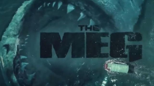 'The Meg' El tráiler nos muestra algunos detalles