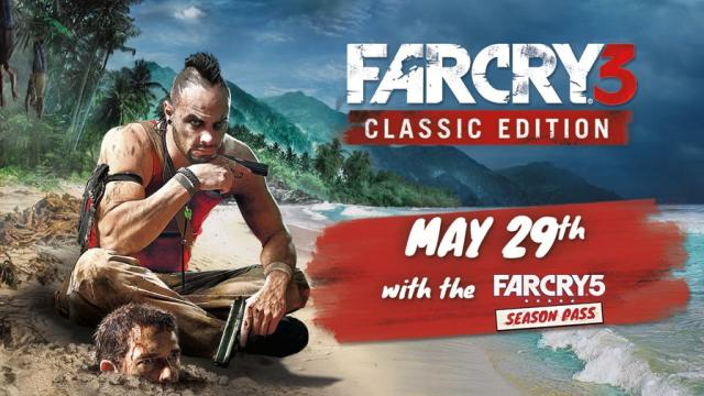 Far Cry 3 Classic: aparece hoy para PS4 y Xbox One