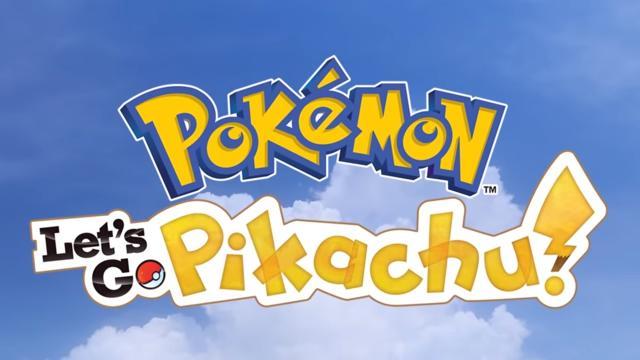 Fecha de lanzamiento de Pokemon Let's Go, tráilers y noticias