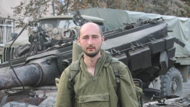 Arkady Babchenko staged his death and fooled the world's media