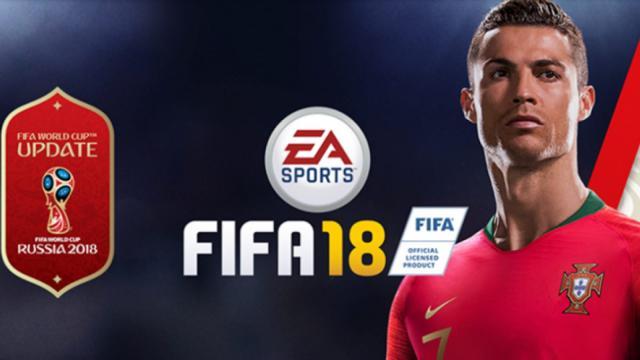 Actualizaciones de FIFA 18 World Cup ahora gratis, esto es lo que agrega