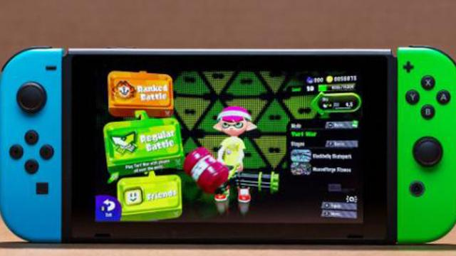 Nos dan a conocer mas de la consola Nintendo Switch