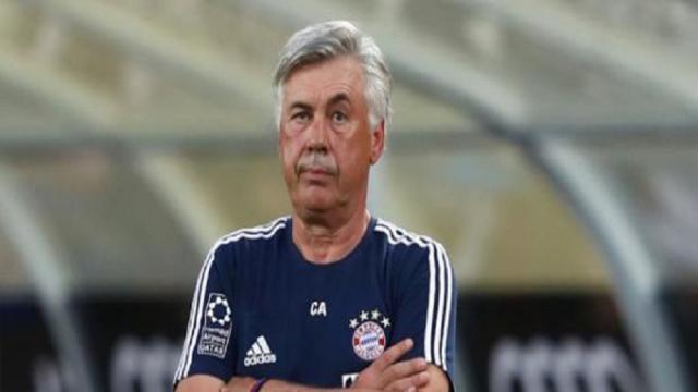 Nápoles, anunció oficialmente que Ancelotti será su nuevo técnico