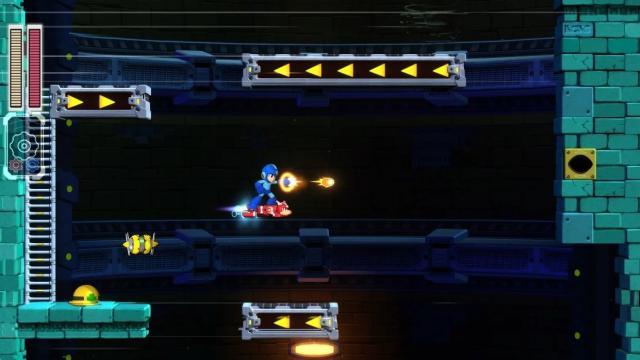 Mega Man 11 confirmada con un nuevo tráiler