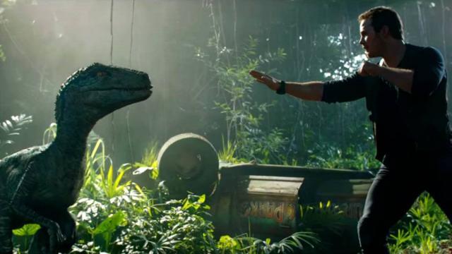'Jurassic World 2' Nuevo trailer no es tan aterrador