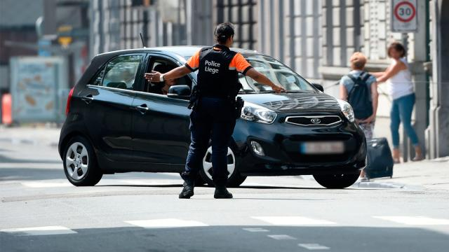 Liege shooting: Two police officers and civilian dead in Belgium