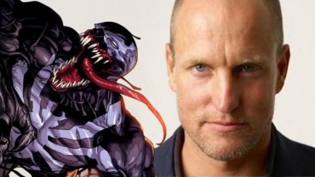 'Venom' Woody Harrelson podría estar en la película
