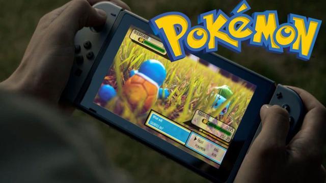 Nintendo tiene enormes planes para Pokémon en la Switch