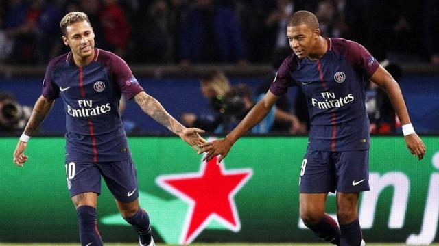 París podría hacer una elección increíble entre Neymar y Mbappé