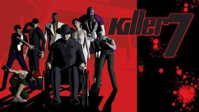 Killer 7 está llegando a Steam