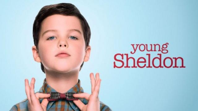 'Young Sheldon' El actor de la serie tuvo una entrevista accidentada