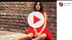 Bianca Atzei parla di Max Biaggi: