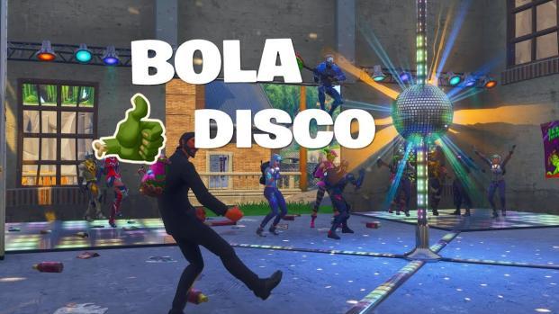 Aquí está cómo bailar para levantar la bola de discoteca cerca de Loot Lake