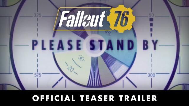 Bethesda: ha anunciado 'Fallout 76'