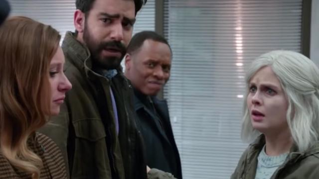 iZombie aired its fourth season finale on Monday 28 May