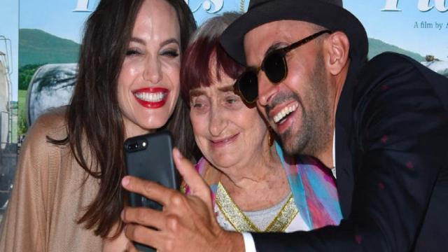 'Agnès Vards' La directora ganador del oscar cumple 90 años