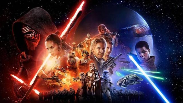 Disney deja ir la magia de Star Wars
