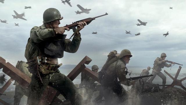 CoD: WW2 Fear Not Pack disponible para su compra