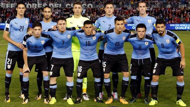 Uruguay busca hacer historia en el Mundial de Rusia