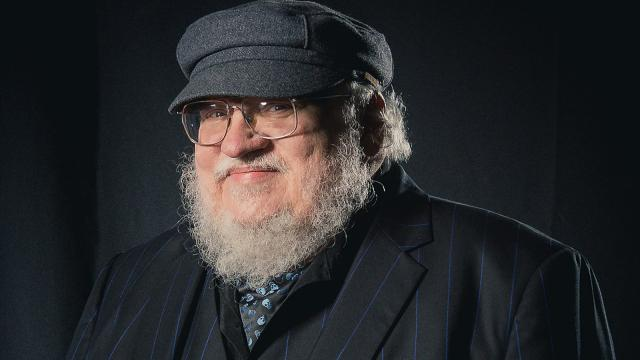 Warner Bros va adapter 'The Ice Dragon' de George R.R. Martin au cinéma