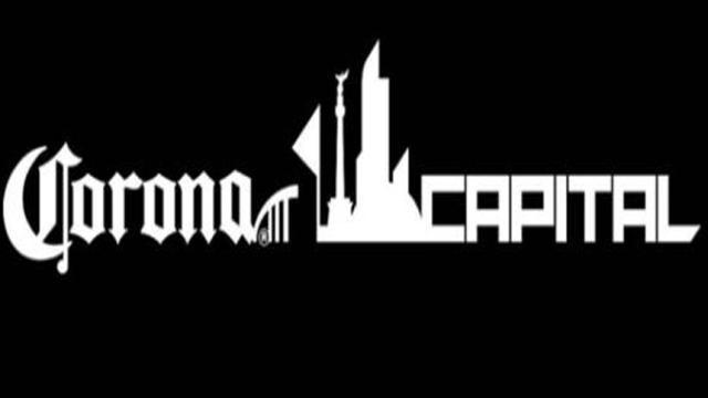 Corona Capital llegará en noviembre de 2018