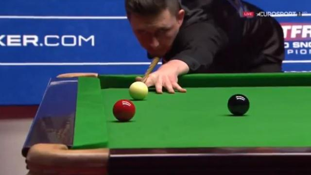 Snooker has some options when it comes to cues