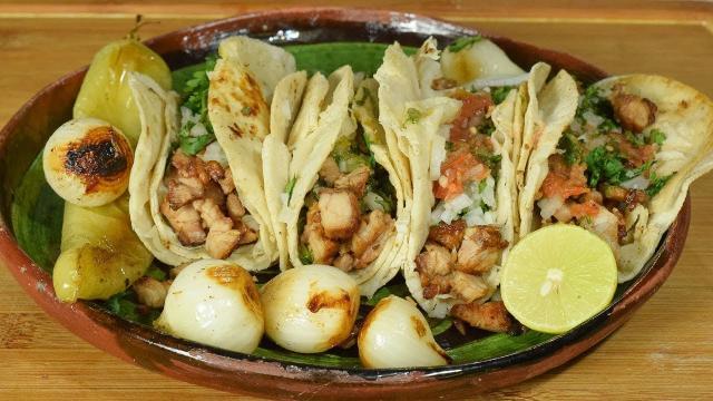 Las tortas de taco de suadero, lo mas nuevo de México