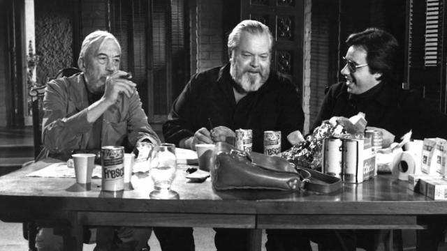 Netflix quiere llevar película de Orson Welles al cine