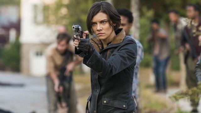 Walking Dead: Maggie debería reemplazar a Rick